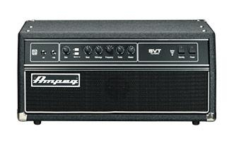 Bilde av Ampeg SVTCL Bass Head classic 300W all tube