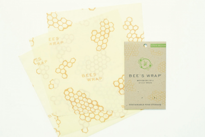 Bilde av Bees Wrap - 3 ark Medium