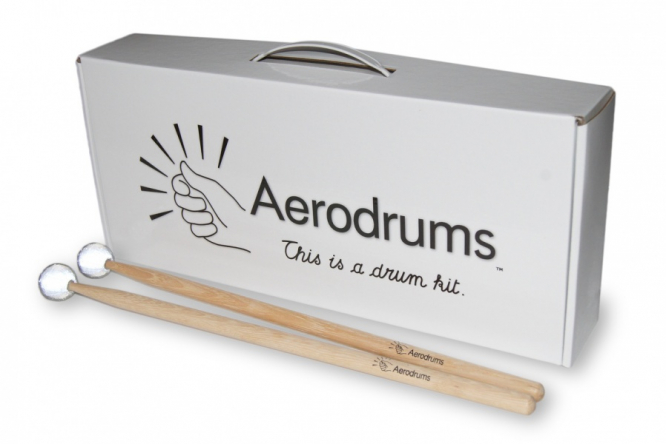Bilde av Aerodrums Air Drumming Percussion Instrument med