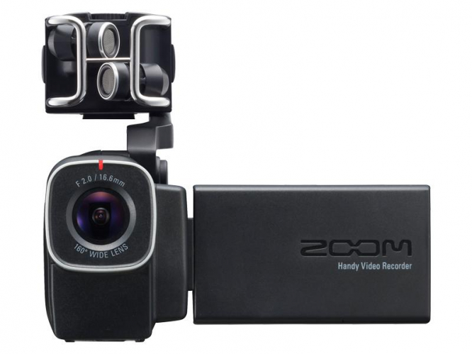 Bilde av ZOOM Q8 Handy Video Recorder