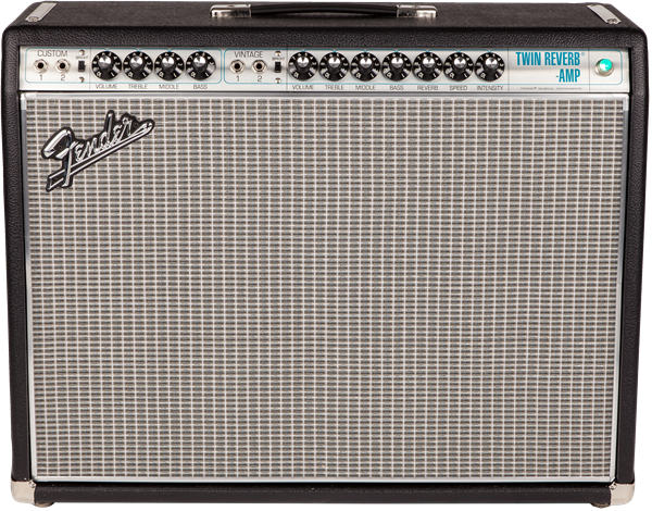 Bilde av Fender '68 Custom Twin Reverb