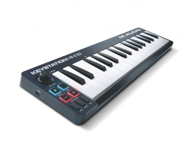 Bilde av M-Audio Keystation Mini 32 II
