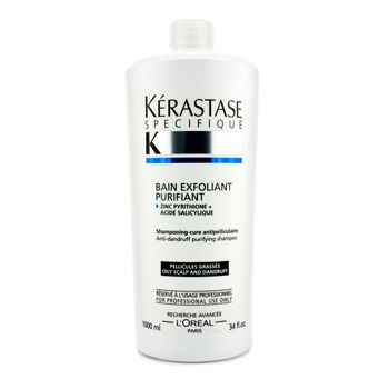 Bilde av Kérastase Specifique Bain Anti-Dandruff Hydrating Shampoo 1000ml