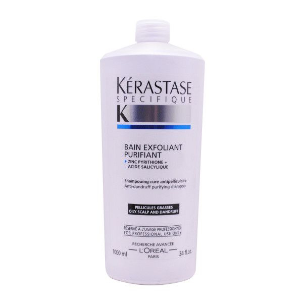 Bilde av Kérastase Specifique Bain Anti-Dandruff Purifying Shampoo 1000ml