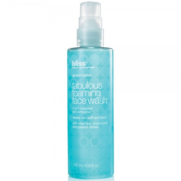 Bilde av Bliss Fabulous Foaming Face Wash 197ml