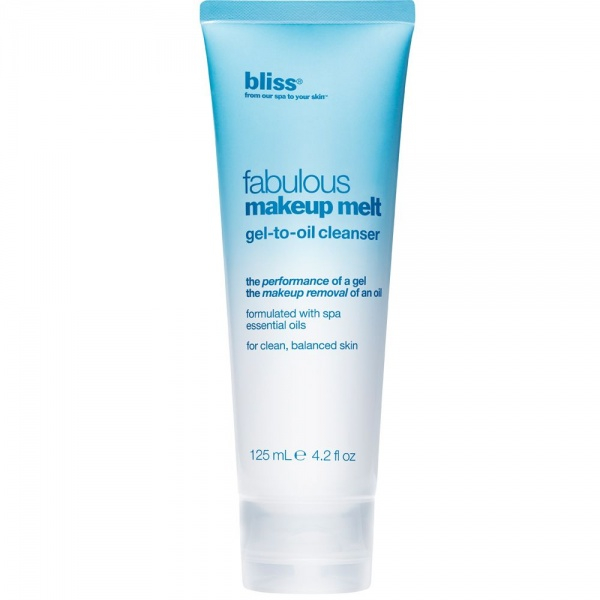 Bilde av Bliss Fabulous Makeup Melt Gel-to-oil Cleanser 125ml
