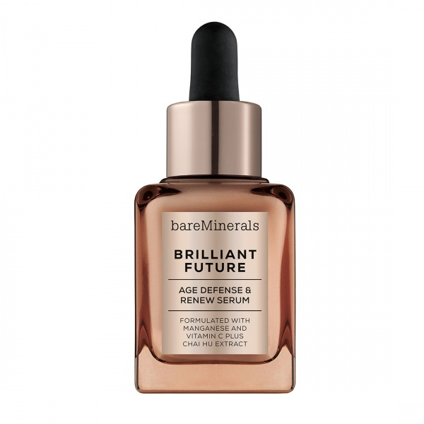 Bilde av bareMinerals Brilliant Future Age Defense & Renew Serum 30ml