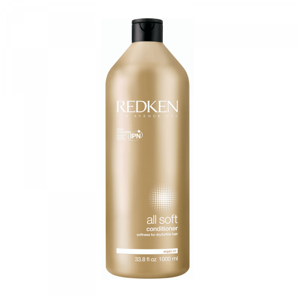 Bilde av Redken All Soft Balsam 1000ml