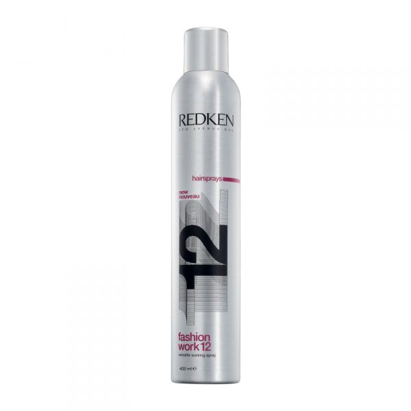 Bilde av Redken Fashion Work 12 400ml