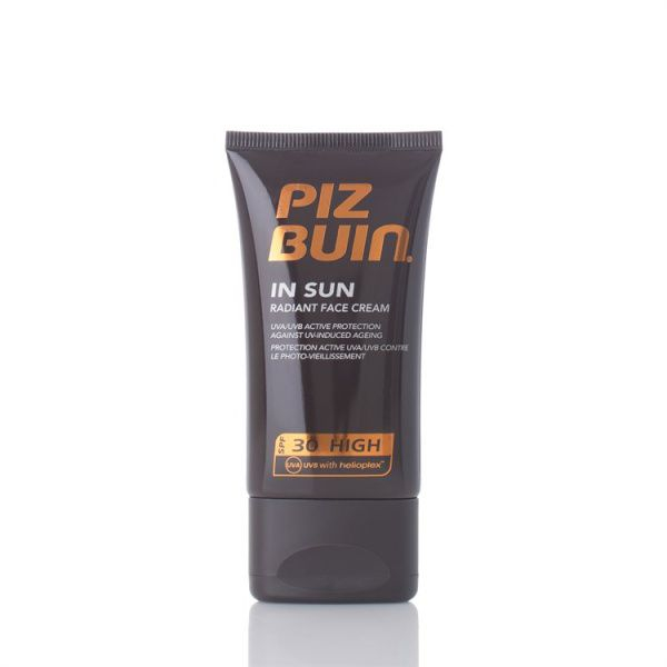 Bilde av Piz Buin In Sun Radiant Face Cream SPF30 40ml
