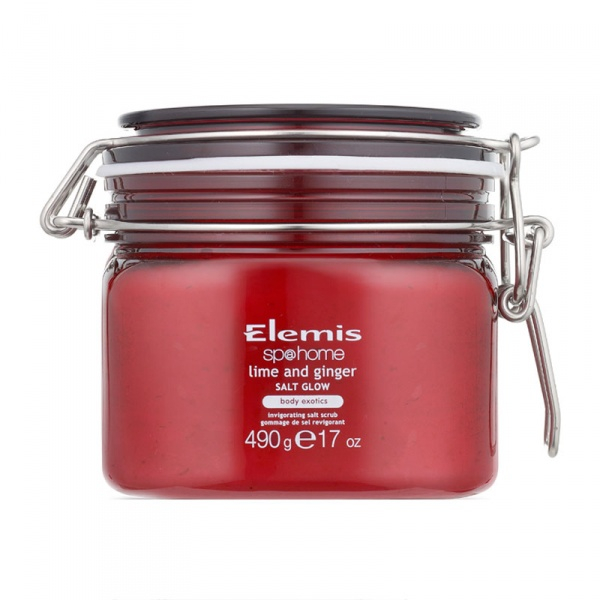 Bilde av ELEMIS Sp@Home  Lime and Ginger Salt Glow 410g