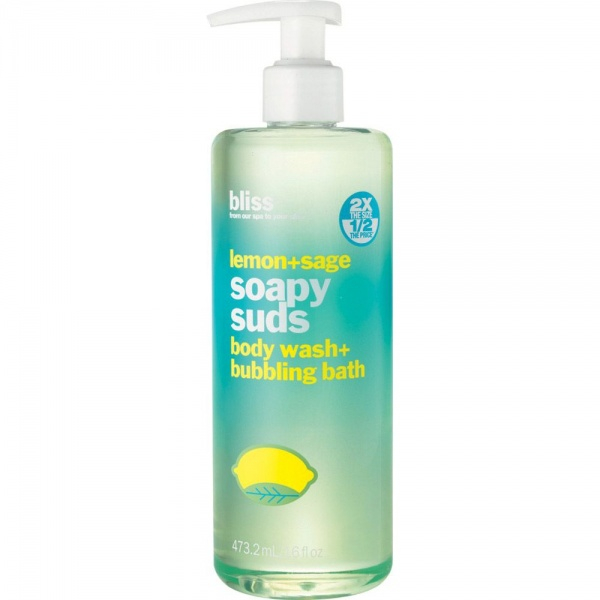 Bilde av Bliss Lemon + Sage Soapy Suds 473ml