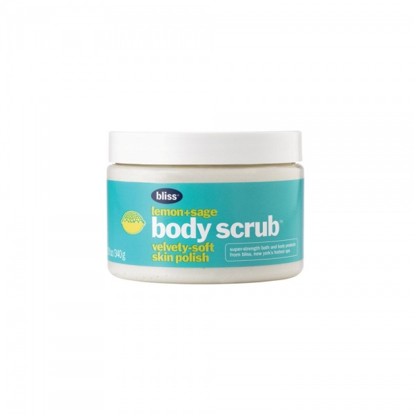 Bilde av Bliss Lemon + Sage Body Scrub 355ml