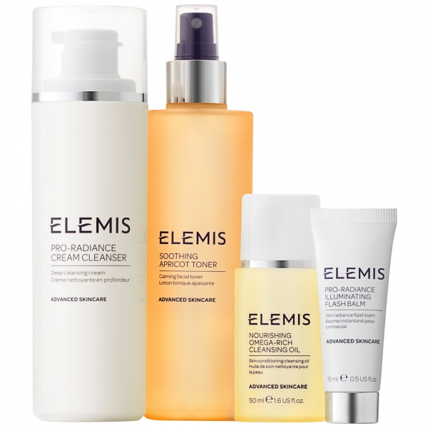 Bilde av ELEMIS Beautifully Radiant Cleansing Collection Promotion