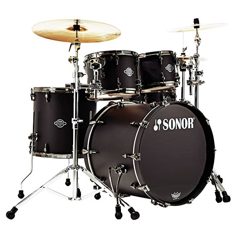 Bilde av Sonor' Ascent ASC11-NM Stage-3 Matte Black