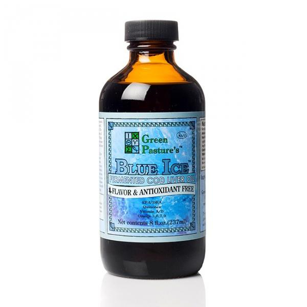 Bilde av BLUE ICE™ Torskeleverolje naturell 237ml