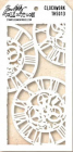 TIM HOLTZ - LAYERED STENCIL THS013 - CLOCKWORK
