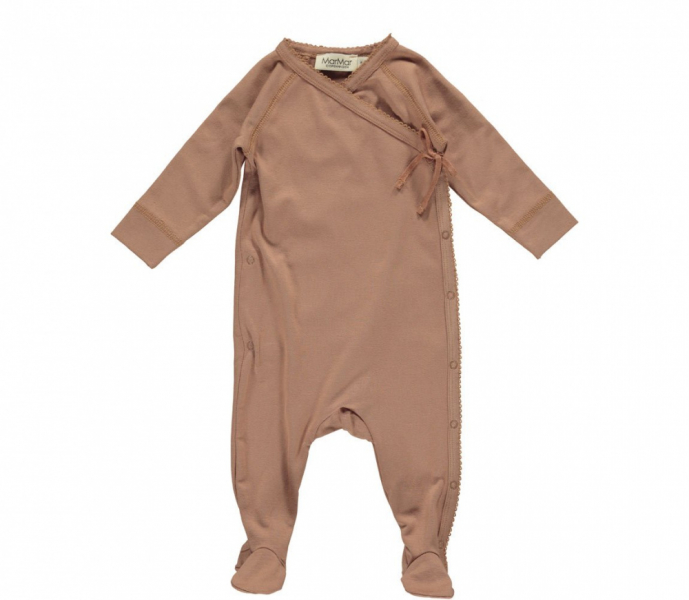 Baby omslags heldress Rubetta Rose Blush fra MarMar