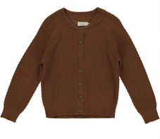 Cardigan Jova Modal i Leather fra MarMar
