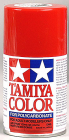 Tamiya 86002 PS-2 Polycarbonate Spray Red 3 oz