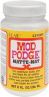 Mod Podge Matte Finish
