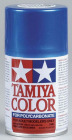 Tamiya 86016 PS-16 Polycarbonate Spray Metal Blue 3 oz