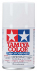 Tamiya 86001 PS-1 Polycarbonate Spray White 3 oz