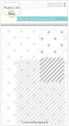 PROJECT LIFE - EMBOSSING FOLDER 380543 - BABY BOY EDITION