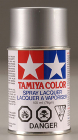 Tamiya 86012 PS-12 Polycarbonate Spray Silver 3 oz