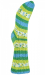 Soft Raggi 31207 Lime/turkis print
