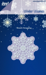 JOY CRAFTS - 6002-2020 - NOOR DESIGN - ICE CRYSTAL 3