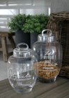 FAVOURITE THINGS STORAGE JAR