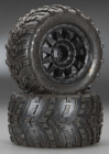 "Pro-Line 119313 Shockwave 3.8"" All Terrain Tires Mounted (2)"